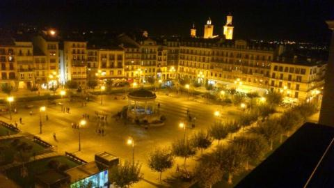 Pamplona City Council awards SICE the Contract for the Conservation and Maintenance services of Pamplona's public and ornamental lighting